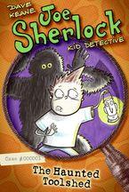 Joe Sherlock, Kid Detective, Case #000001: The Haunted Toolshed