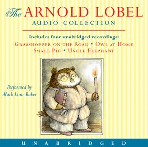 Arnold Lobel Audio Collection CD book image