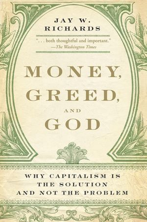 Money, Greed, and God book image
