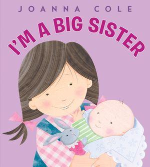 I'm a Big Sister book image