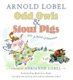 Odd Owls & Stout Pigs Downloadable audio file UBR by Arnold Lobel