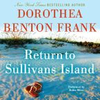 Return to Sullivans Island Downloadable audio file UBR by Dorothea Benton Frank