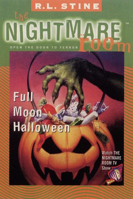 the nightmare room 10 full moon halloween r l stine e book