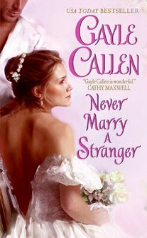 Never Marry a Stranger