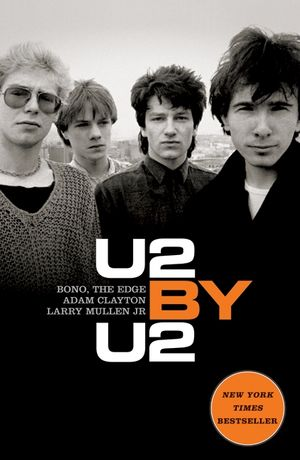 U2 by U2 book image