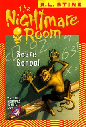 The Nightmare Room #11: Scare School - R.L. Stine - E-book