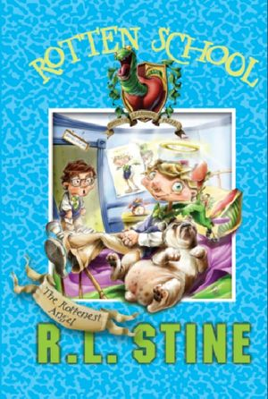 Rotten School #10: The Rottenest Angel book image