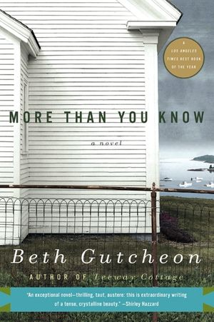 More Than You Know book image