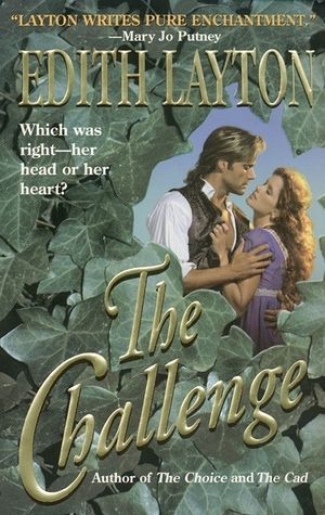 The Challenge book image