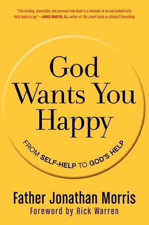 God Wants You Happy book image
