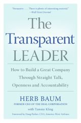 The Transparent Leader