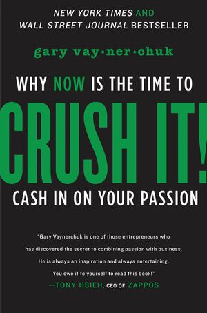 Crush It! book image