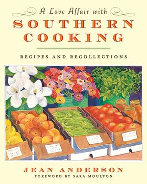 A Love Affair with Southern Cooking book image