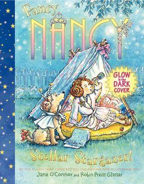 Cover image - Fancy Nancy: Stellar Stargazer