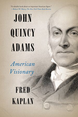 John Quincy Adams book image