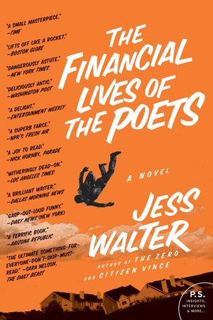 The Financial Lives of the Poets book image