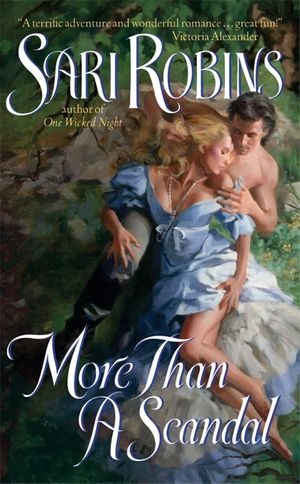More Than a Scandal book image