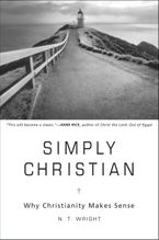 Simply Christian Hardcover  by N. T. Wright