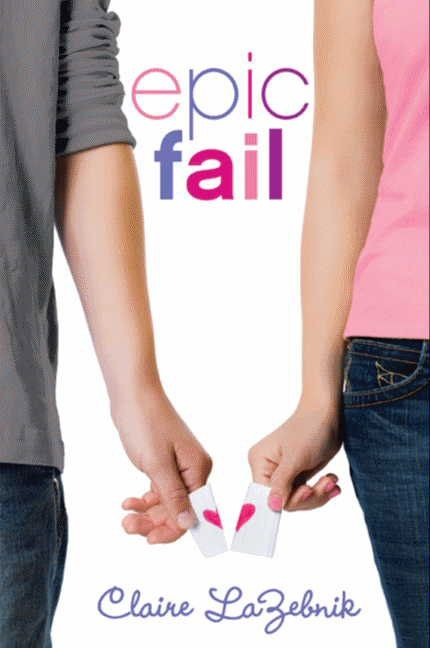 Epic Fail book cover