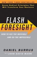 Flash Foresight Hardcover  by Daniel Burrus