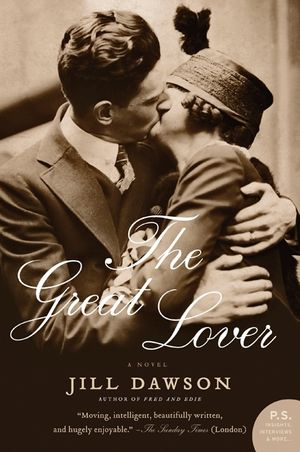 The Great Lover book image