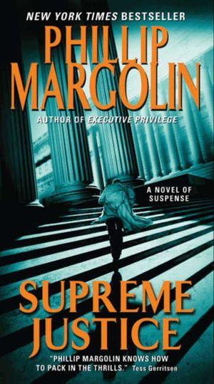 Supreme Justice book image