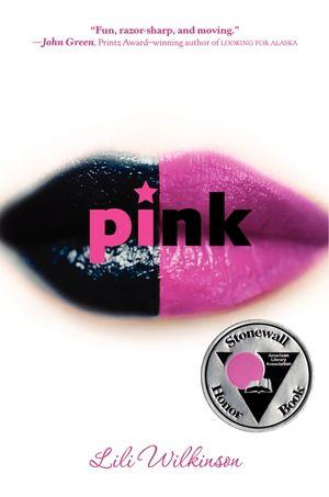 Pink book image