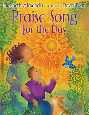 Praise Song for the Day book image