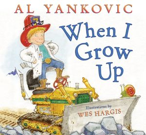 When I Grow Up book image