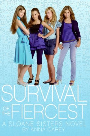 Survival of the Fiercest book image