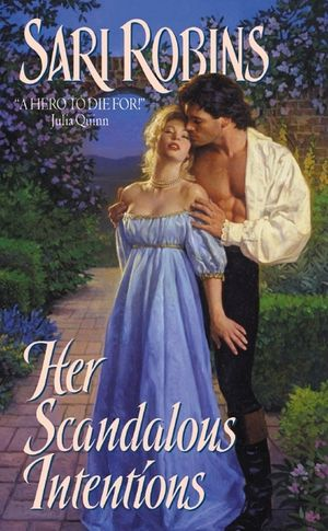 Her Scandalous Intentions book image