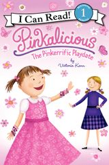 Pinkalicious: The Pinkerrific Playdate