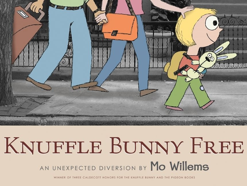Knuffle Bunny Free - Mo Willems - Hardcover