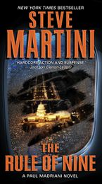 The Rule of Nine Paperback  by Steve Martini