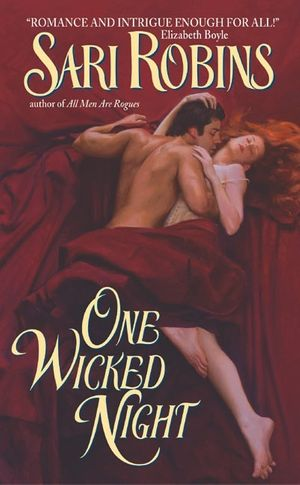 One Wicked Night book image