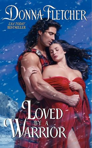Loved By a Warrior book image