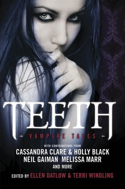 Image result for teeth ellen datlow terri windling book cover