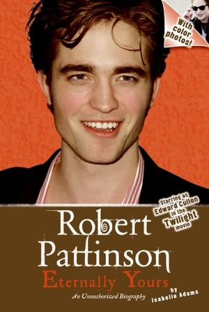 Robert Pattinson book image