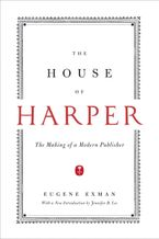 The House of Harper Paperback  by Eugene Exman