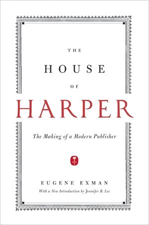 The House of Harper book image