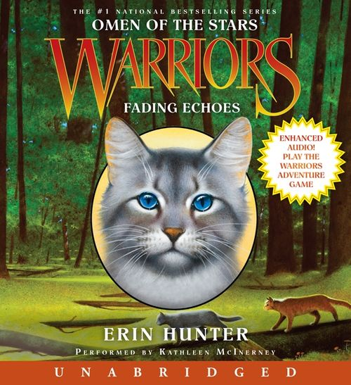 Warriors Erin Hunter Book Review: Warriors: Omen Of The Stars #2: Fading Echoes