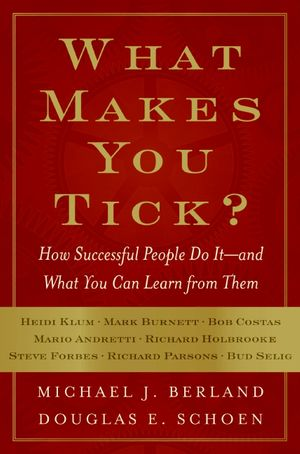 What Makes You Tick? book image