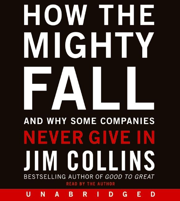 How the mighty fall jim collins digital audiobook enlarge book cover fandeluxe Images