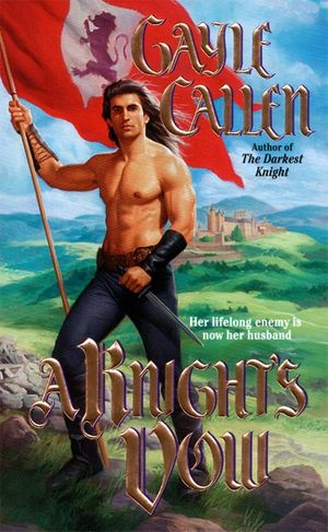 A Knight's Vow book image