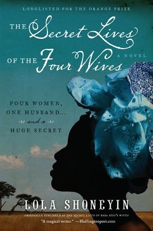The Secret Lives of the Four Wives book image