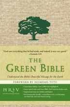 The Green Bible--Old Testament eBook  by Harper Bibles