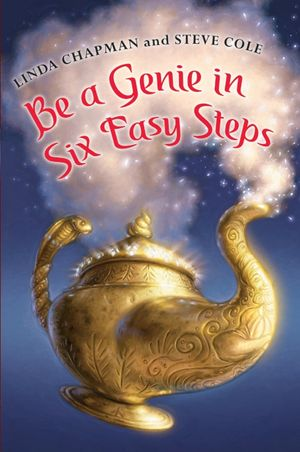 Be a Genie in Six Easy Steps book image