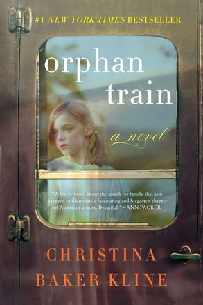 Cover image - Orphan Train