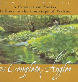 The Complete Angler book image