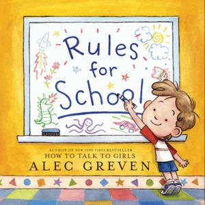 Rules for School book image